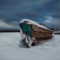 Лодка :: Ежъ Осипов