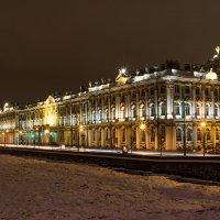 Ночь... :: Александр Руцкой