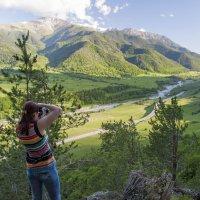 Виды Кавказа :: Евгений Khripp