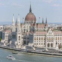 Здание парламента в Будапеште :: Борис Гольдберг