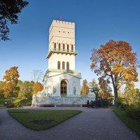 Осень в Пушкине :: Василий Богданов