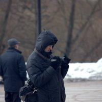 Нам  мороз  не  помеха ! :: Виталий Селиванов