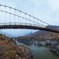 Мост через Катунь :: Ежъ Осипов
