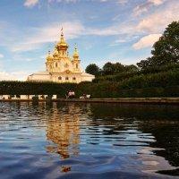 Дворцовая Церковь :: Nataly St.