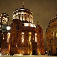 Армянская церковь :: Елена Ом