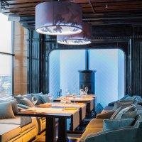 интерьерная съемка для ресторана Небо :: Анна Жовнер