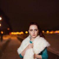 Огни города :: Сергей Тетерев