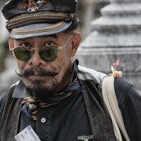Тайский хипстер :: Антон Бегеба