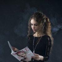 С журналом :: Женя Рыжов