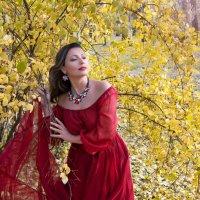 Осень – время мечтать и смотреть разноцветные сны, Запивать холода самым лучшим жасминовым чаем... :: Райская птица Бородина