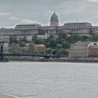 Королевский Дворец Будапешта :: Борис Гольдберг