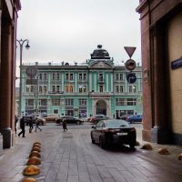 Московская осень. :: Лара ***