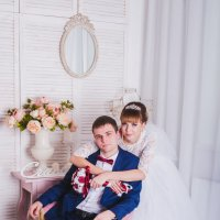 Ксения и Андрей 12.11.2016 :: Олеся Лазарева