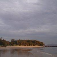 Малайзия. Закат на Ландкави :: Gal` ka