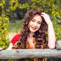 """""""мое отражение Осени"""" :: Yana Odintsova"""
