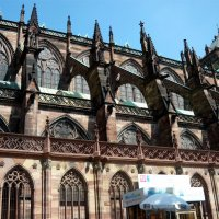 Фрагмент Страсбургского Собора :: Надежда