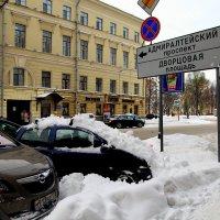Ноябрьский снег :: Ирина Фирсова