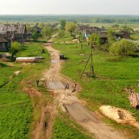 Село Губцево :: Валерий Толмачев