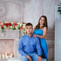 Андрей и Раичка :: Таня Харитонова