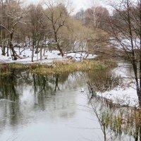 Река Свислочь :: Ирина Олехнович