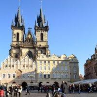 На Староместской площади :: Ольга