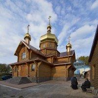 Храм Петра и Февронии :: Владимир Клюев