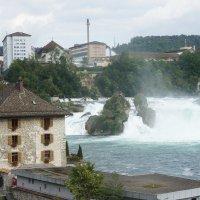 Рейнфол самый большой водопад в Европе :: Елена Павлова (Смолова)