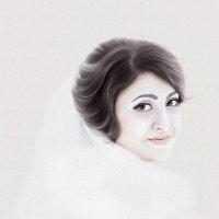 Нежный портрет :: Юлия Рамелис