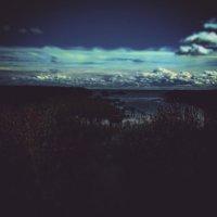 вечерняя Ладога :: екатерина