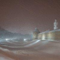 Зима в ноябре :-) :: Олег Фролов