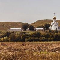 Свято-Троицкий Холковский монастырь :: Юрий Клишин
