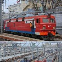 вокзал :: Наталья Введенская