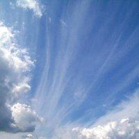 Взорванное небо :: Сергей Тарабара