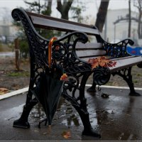 Забытая вещь. :: Anatol Livtsov