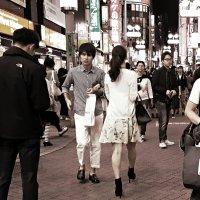 Tokyo Street Foto :: Tatiana Belyatskaya
