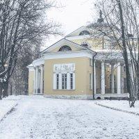 Музей-Дворец Дурасова в усадьбе Люблино :: Борис Гольдберг