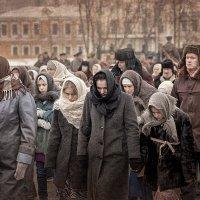 """Съёмка фильма """"Прощаться не будем"""" :: Roman Sergeev"""