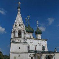 Церковь Спаса на Городу :: Сергей Цветков