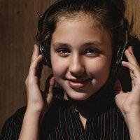 Она влюблена в музыку :: Егор Балясов