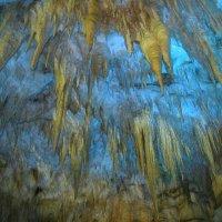 в пещере Кумистави ( пещера Прометея ) ,Грузия :: Alla Swan
