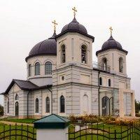 Свято-Троицкий храм в с. Великие Будища (Полтавская обл) :: Владимир
