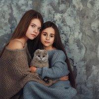 Мои друзья и кот | Liliya Nazarova :: Liliya Nazarova