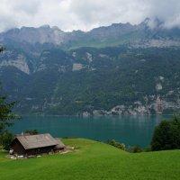 Швей-царские пейзажи :: Алёна Савина