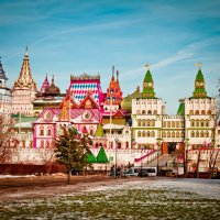 Измайловский Кремль :: Фотохудожник Наталья Смирнова