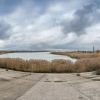 Залив Цимлянского водохранилища. :: Клаус