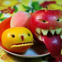Не ешьте, други, фруктов санкционных!:) :: Андрей Заломленков