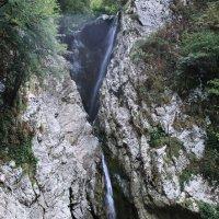 Горы Ахун и водопад :: Ksyusha Pav
