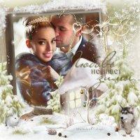 Любовь не знает зимы.... :: Michelen