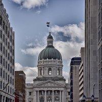 Капитолий штата Индиана :: Яков Геллер