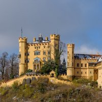 Замок Хоэншвангау.. :: Виктор Льготин